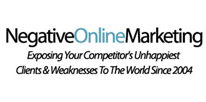 Negative Online Marketing